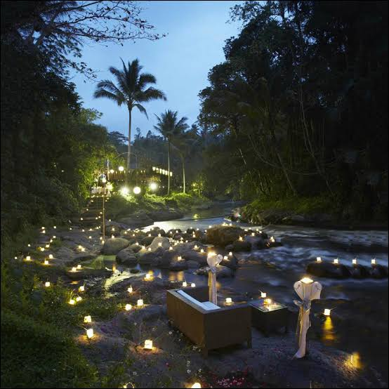Candlelight Dinners In Bali
