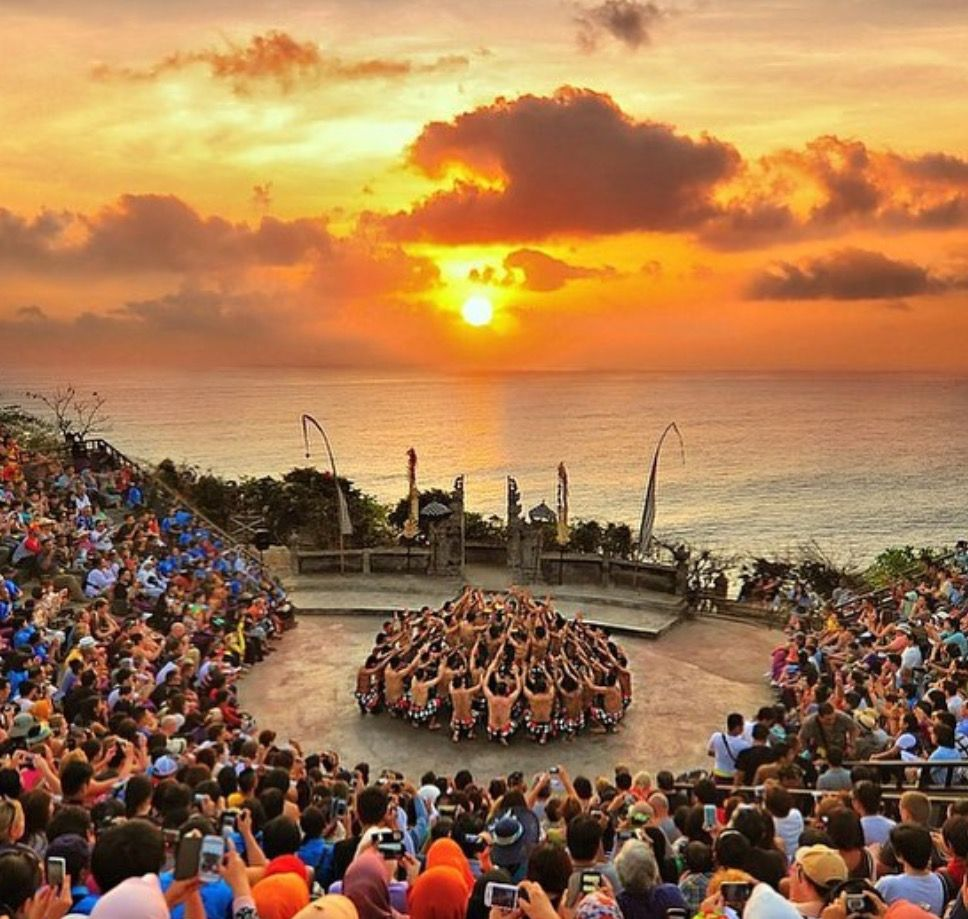 Places to be in Bali