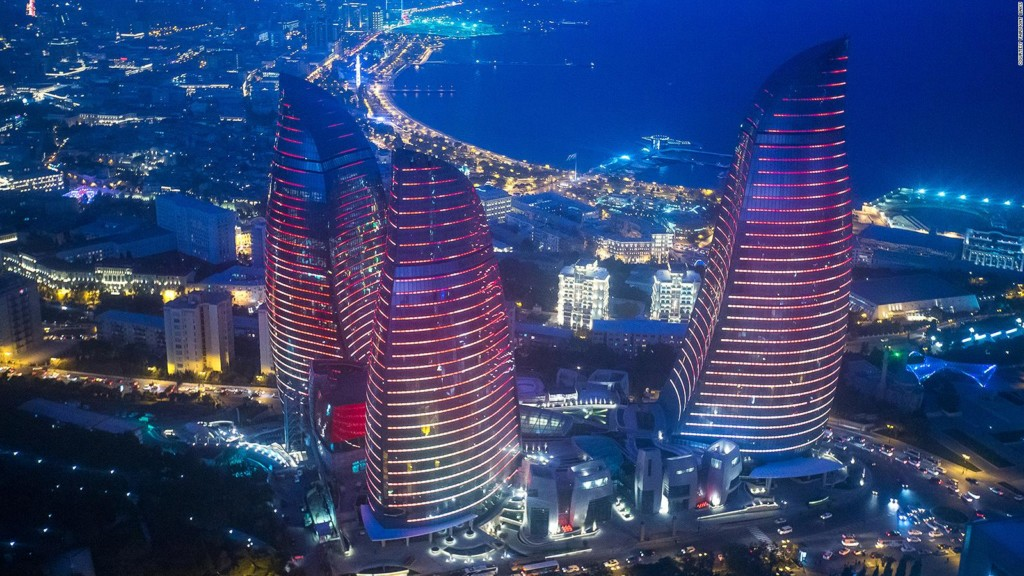 Baku & Azerbaijan Packages